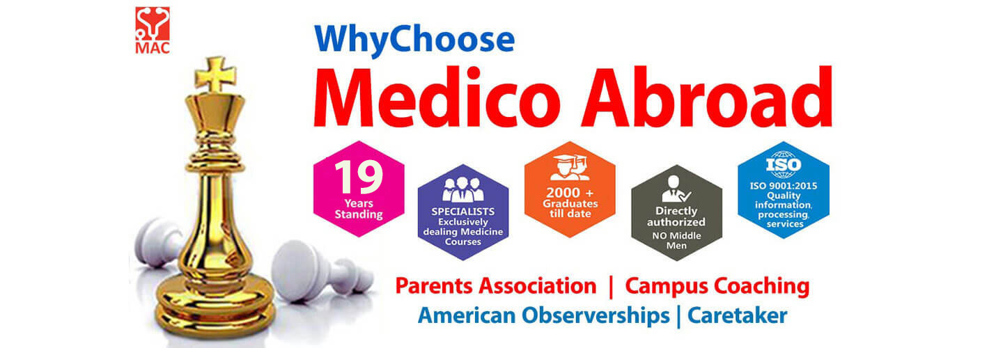 Medico Abroad MBBS in China
